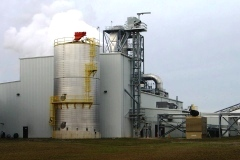 Process Building at Global Ethanol